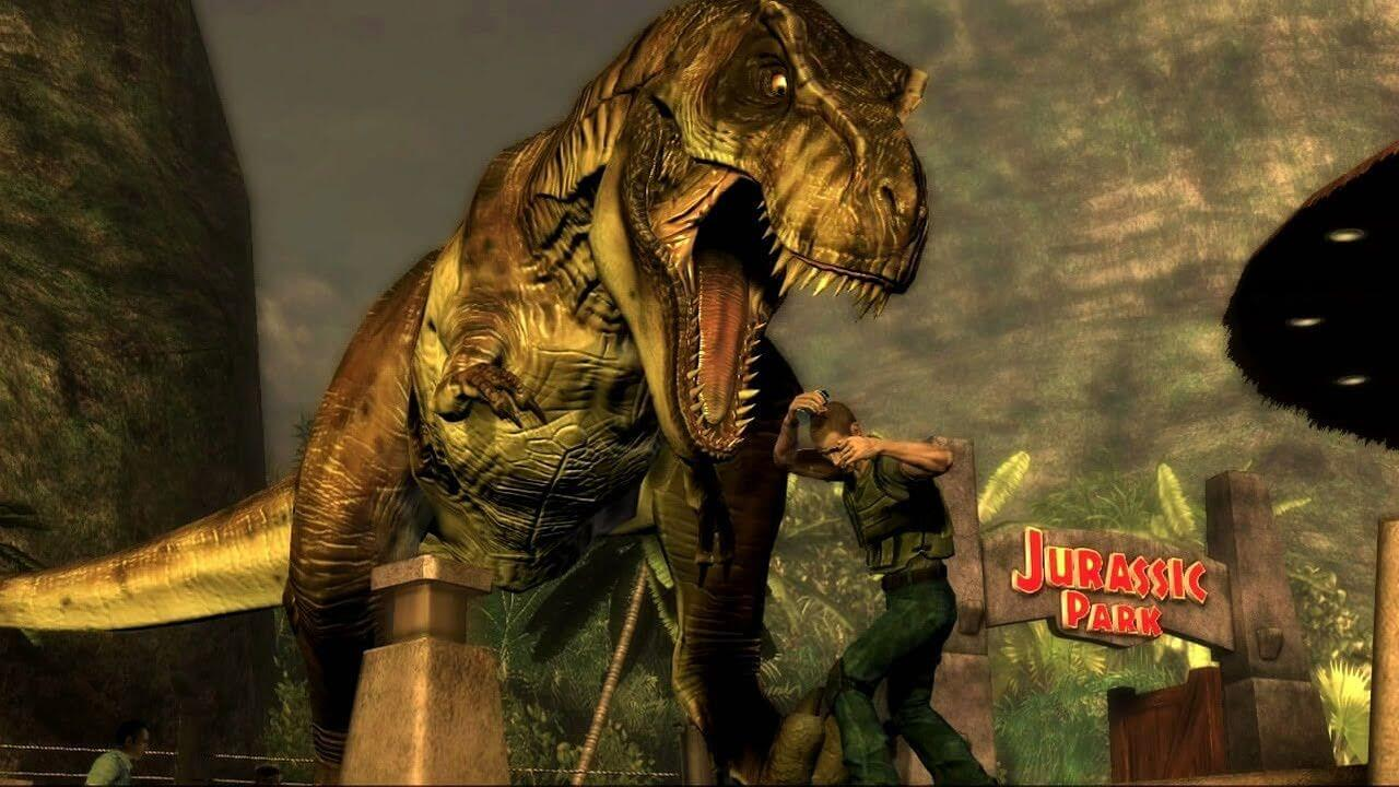 Is the cancelled Jurassic World video game back in development?