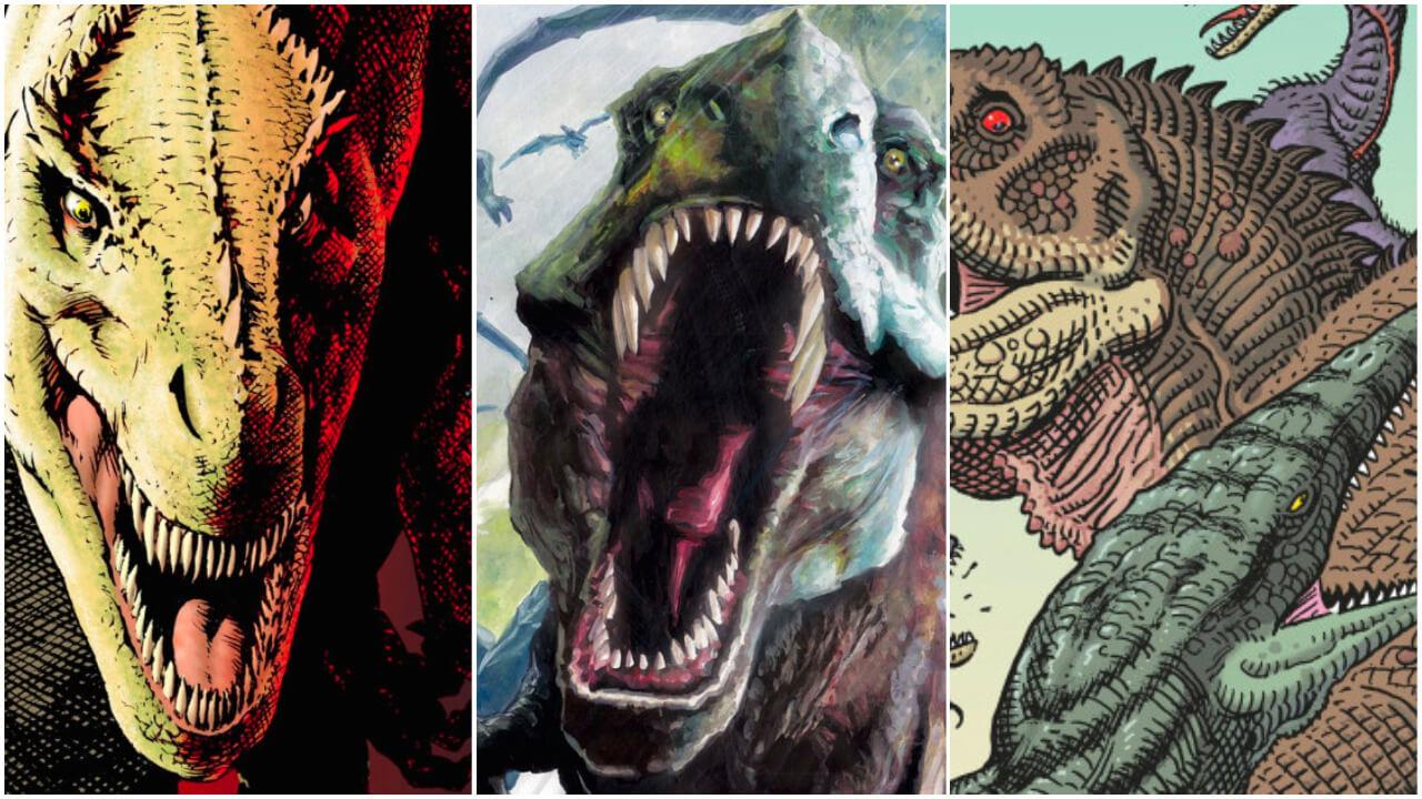 IDW to publish Jurassic World comics in 2017!