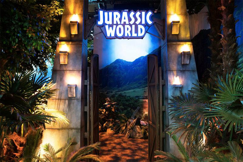 Jurassic World the Exhibition coming to Philadelphia Nov. 25th, 2016!