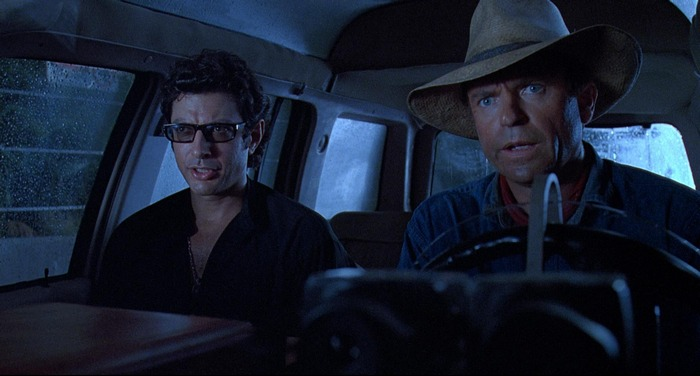 Sam Neill Reunites With Jeff Goldblum in Thor: Ragnarok