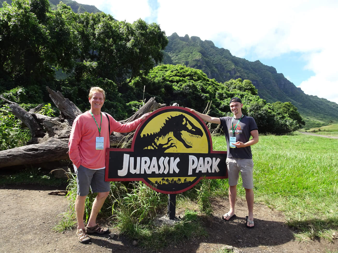 A Trip to Isla Nublar – Visiting the Islands of Oahu and Kauai, Hawaii