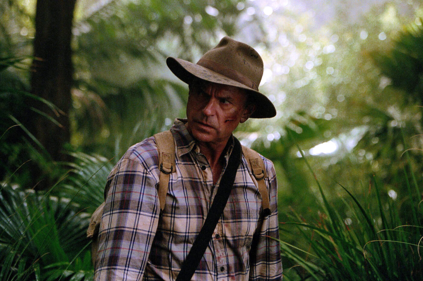 """Sam Neill: """"I don't know where Alan Grant is now"""""""