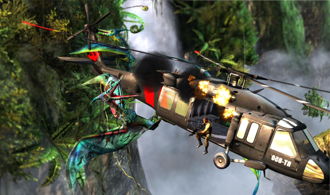 Two New Interviews with Jurassic Park Arcade Developers!