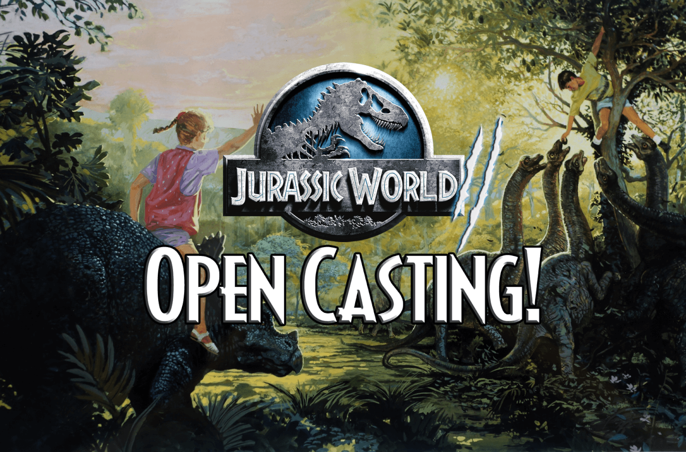 "Jurassic World 2 casting for Hawaii shoot: Filming June 5th – July 15th; looking for ""Military types""!"