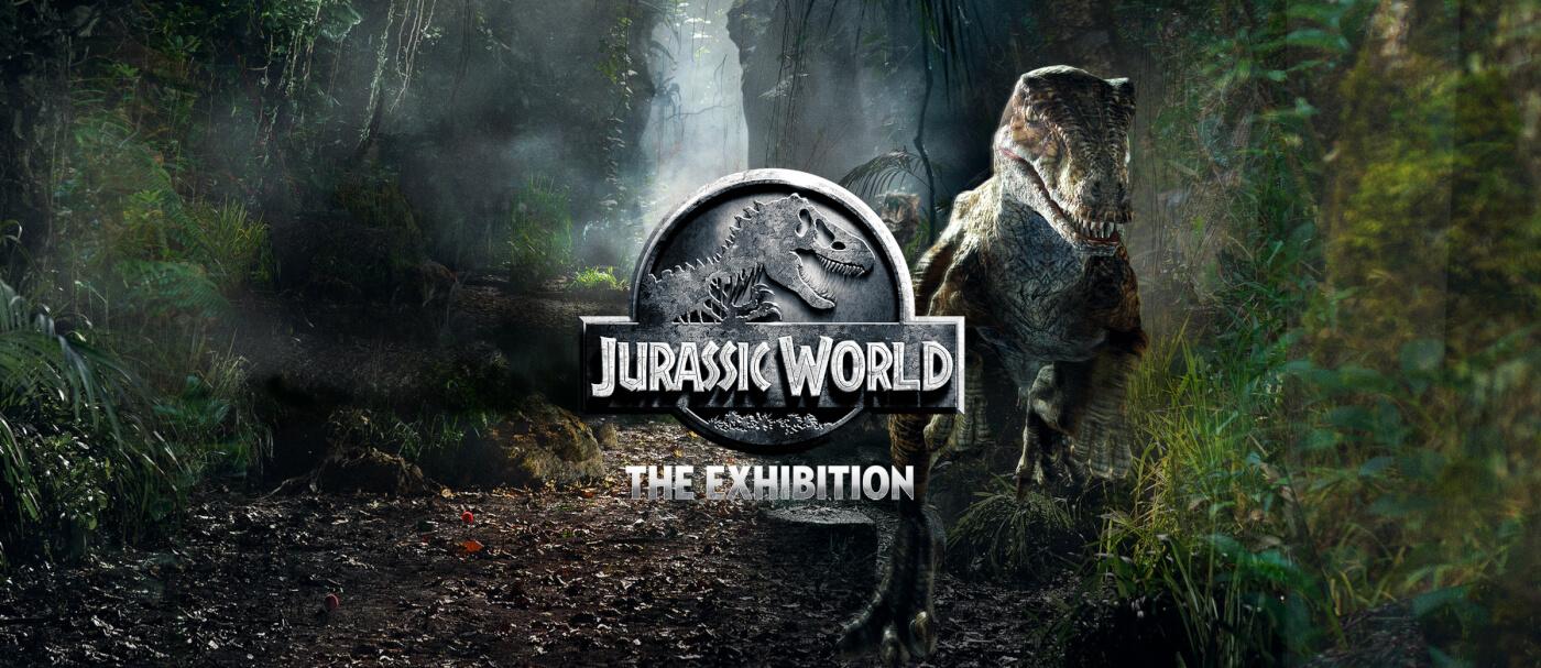 Jurassic World: The Exhibition Roars Open in Philadelphia!