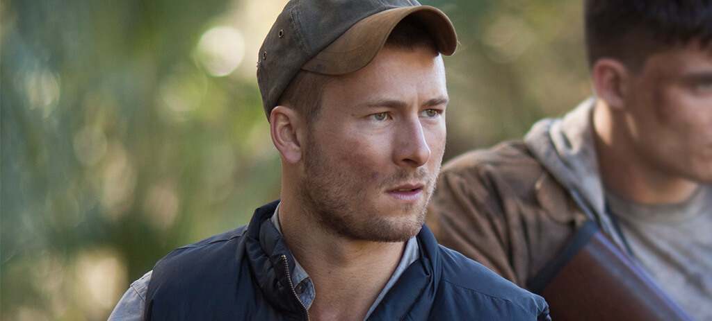 Glen Powell Auditioned for Jurassic Park 4 in 2004?!