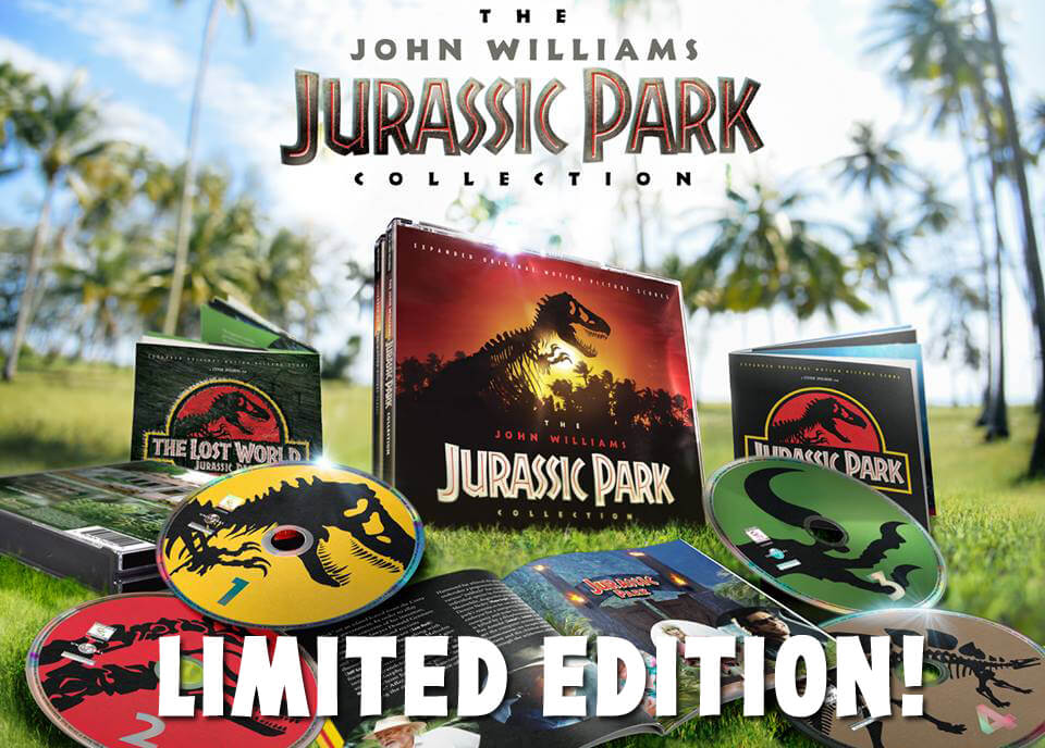Unreleased Music set to be released in New John Williams 4 CD set