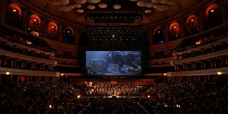 Jurassic Park in Concert at the Royal Albert Hall – A Documentary