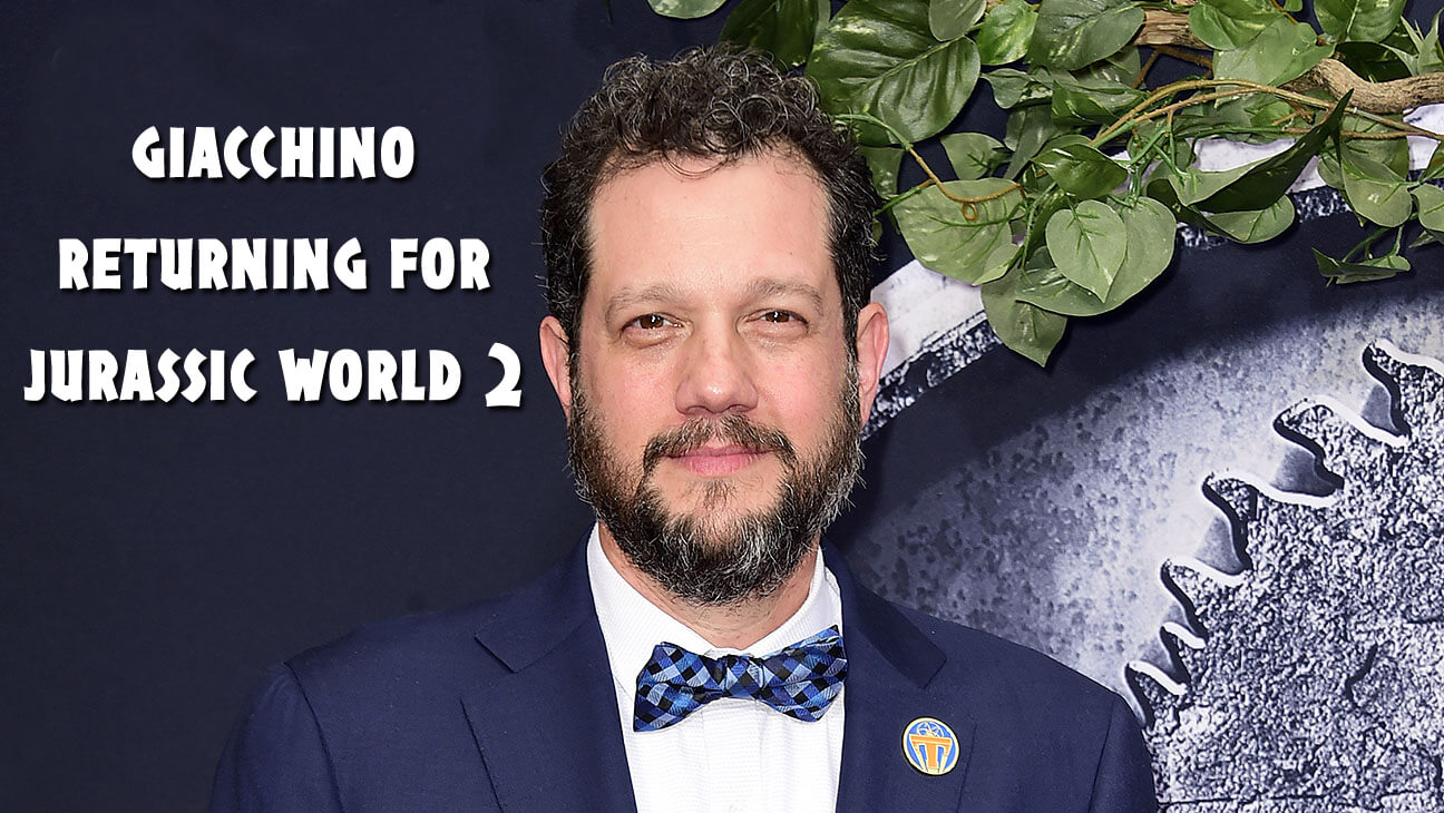 Michael Giacchino To Score Jurassic World Sequel