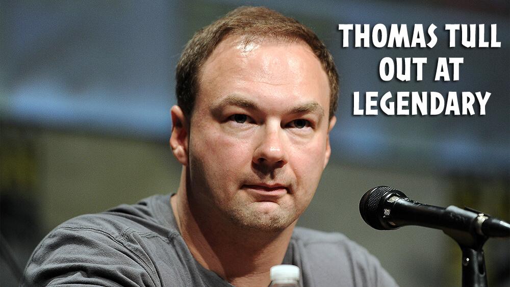 Thomas Tull Leaving Legendary Entertainment