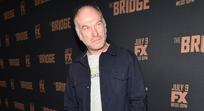 Ted Levine (Silence of the Lambs) joins the cast of Jurassic World 2!