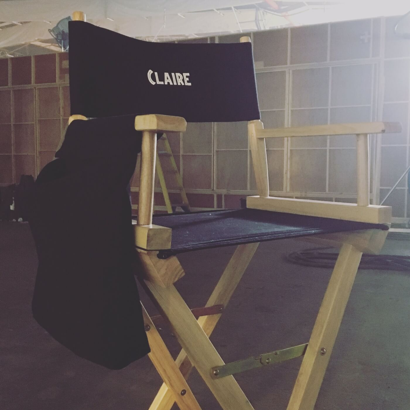 DAY 1 – Bryce Dallas Howard Kicks off Filming with the First Set Photo