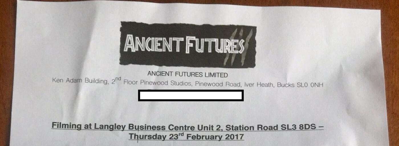 Breaking: Jurassic World 2 begins filming Thursday, Feb. 23rd in Slough, England!