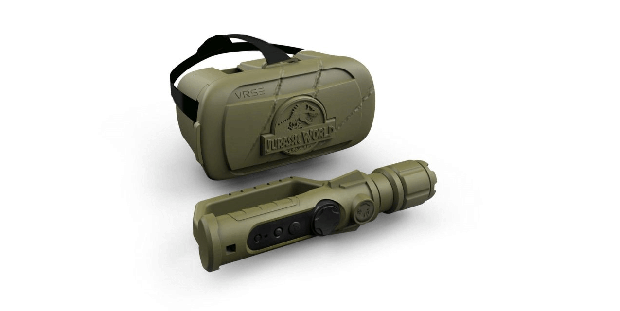 Toy Fair 2017: New Jurassic World VRSE Headset & Game coming this Fall!