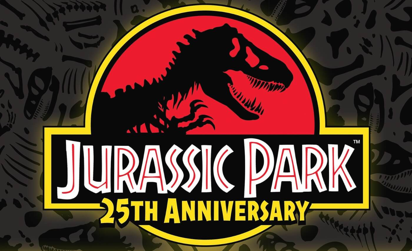 Get Ready to Celebrate – Universal Pictures Confirms Jurassic Park 25th Anniversary!