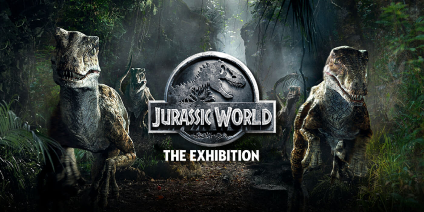 Jurassic World: The Exhibition Will Roar into Chicago's Field Museum this May!