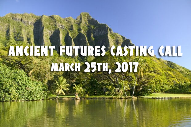 Hawaii casting call set for this Saturday for Jurassic World Sequel