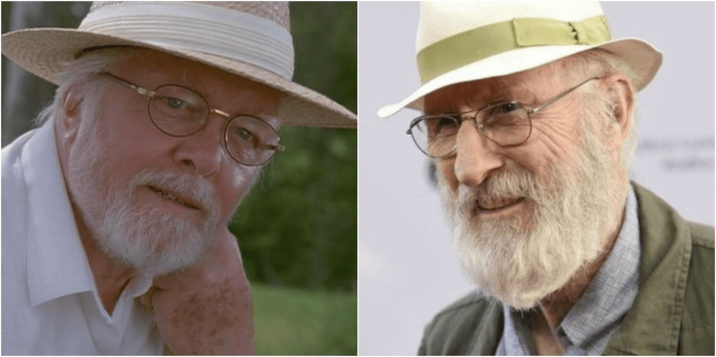 James Cromwell shares he is playing 'Benjamin Lockwood' who has a connection to John Hammond in Jurassic World 2!