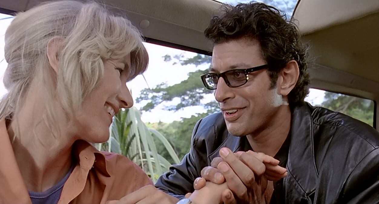 Ian Malcolm will be a 'saucy, sassy man' in Jurassic World Sequel