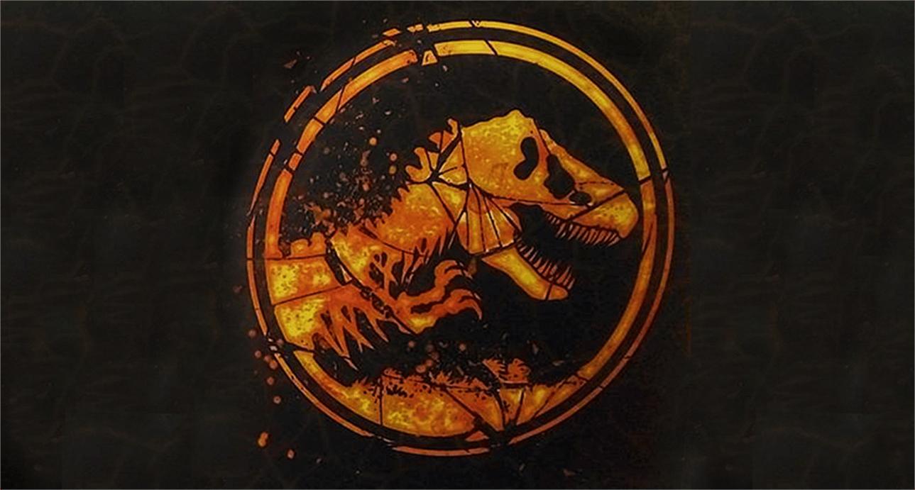 First merchandise art from Jurassic World Fallen Kingdom erupts online!