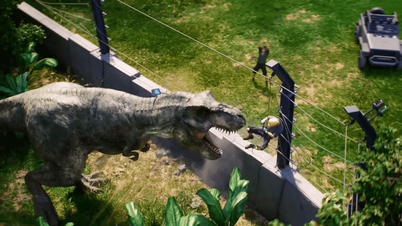 Park building videogame 'Jurassic World: Evolution' announced! PC, Xbox One, and PS4 – Summer 2018