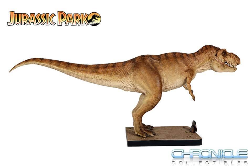 Jurassic Park 1:5 Female T-Rex Pre-Order Announcement