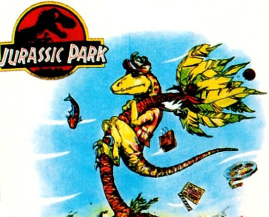 Hurricane Iniki halted Jurassic Park production 25 years ago today