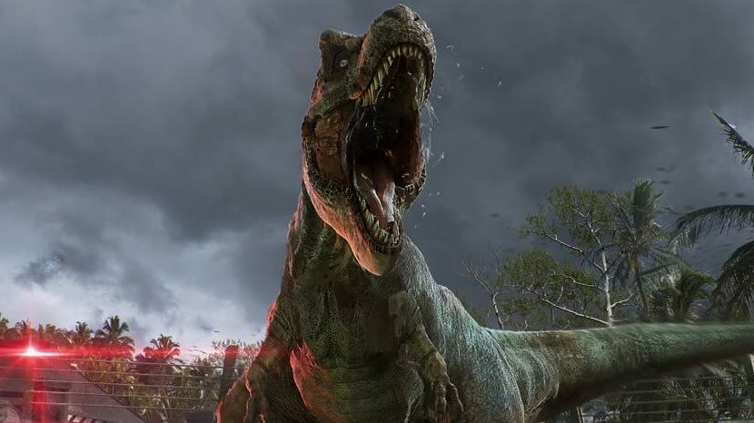 New Concept Art from Jurassic World Evolution!