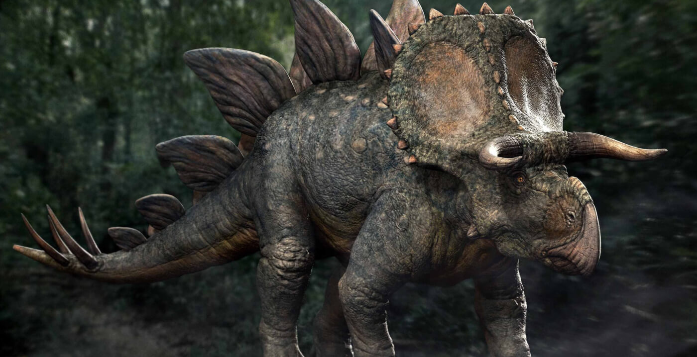 Jurassic World almost had a second hybrid dinosaur, and we finally have pictures!