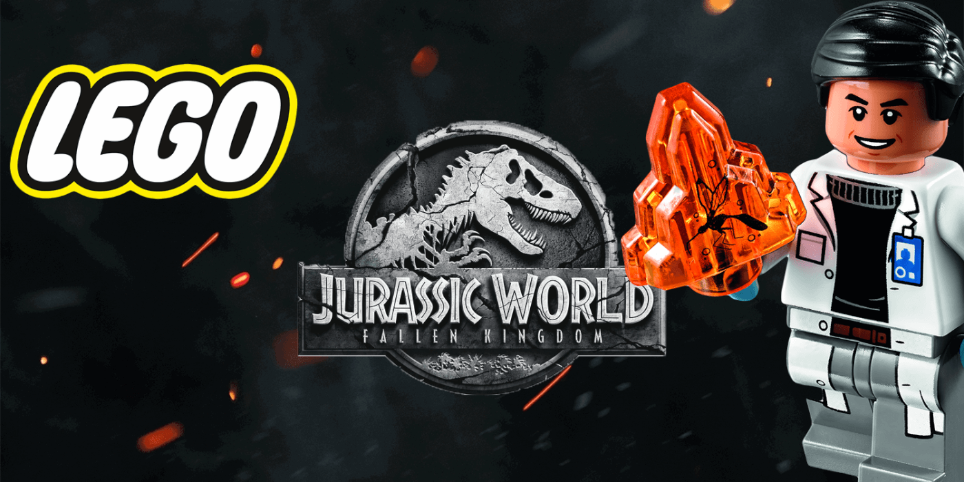 First LEGO Jurassic World Fallen Kingdom Set Descriptions! (Possible Spoilers)