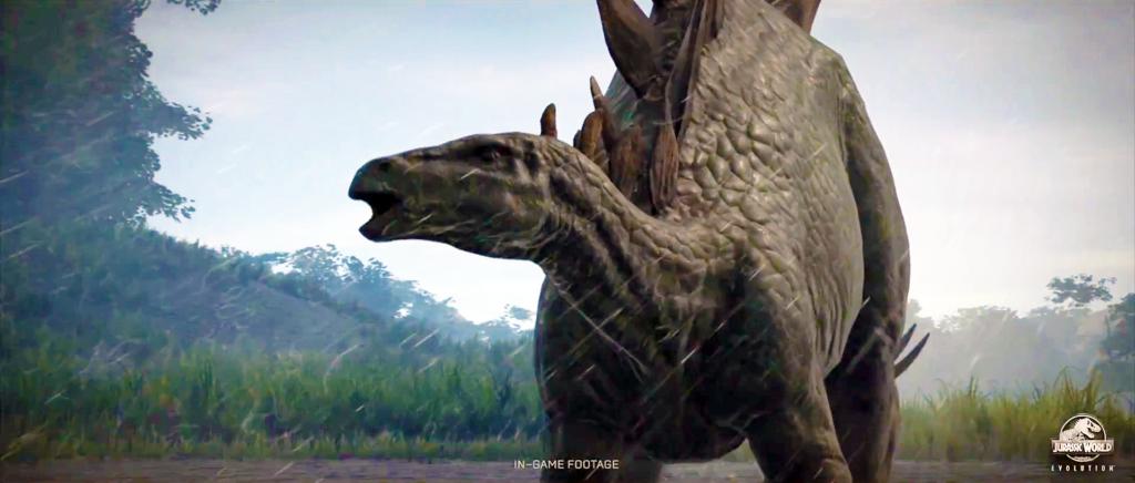 Jurassic Newsworld: Termékbemutató - Action Attack