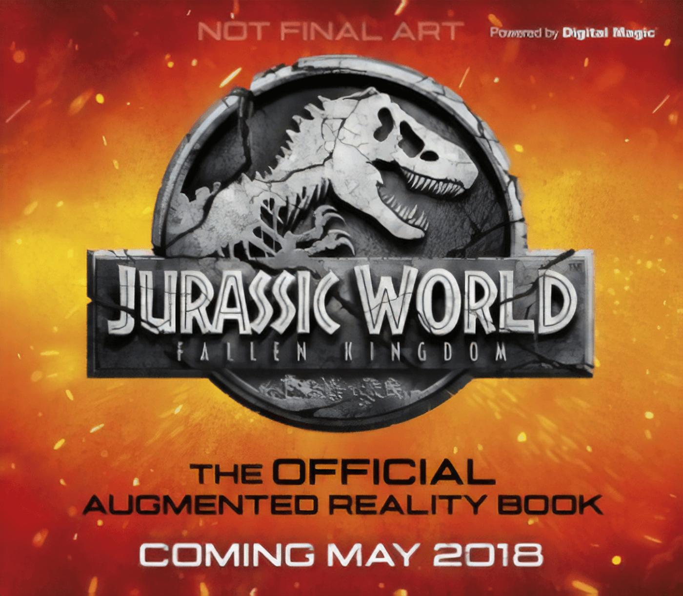 Jurassic World Fallen Kingdom Book Confirms First Film Appearance of Fan Favorite Dinosaur!