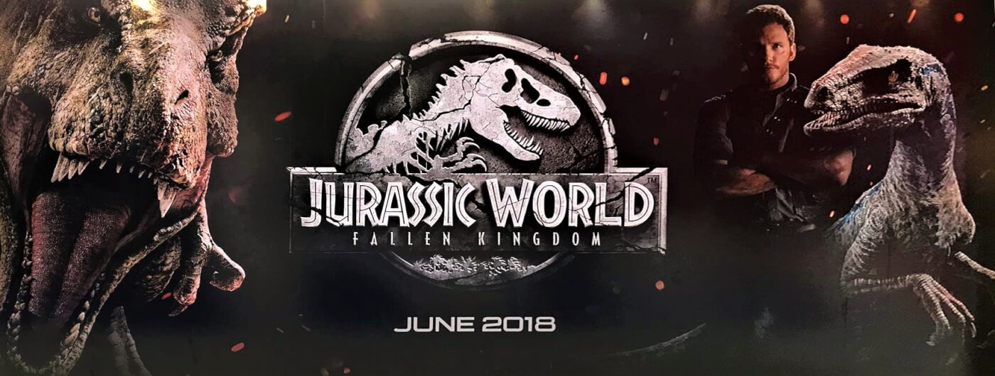 Jurassic World Fallen Kingdom Trailer Launching After December 1st with Contest to See it Early!