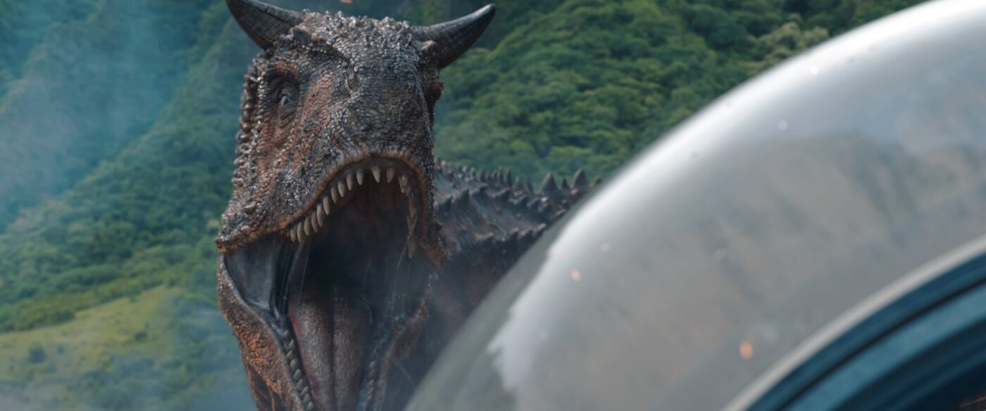 Check Out Every New Dinosaur in the Jurassic World: Fallen Kingdom Trailer!