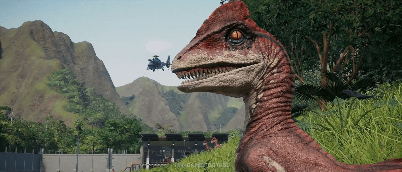 Check Out This Jurassic World Evolution Footage Loaded With New Dinosaurs!