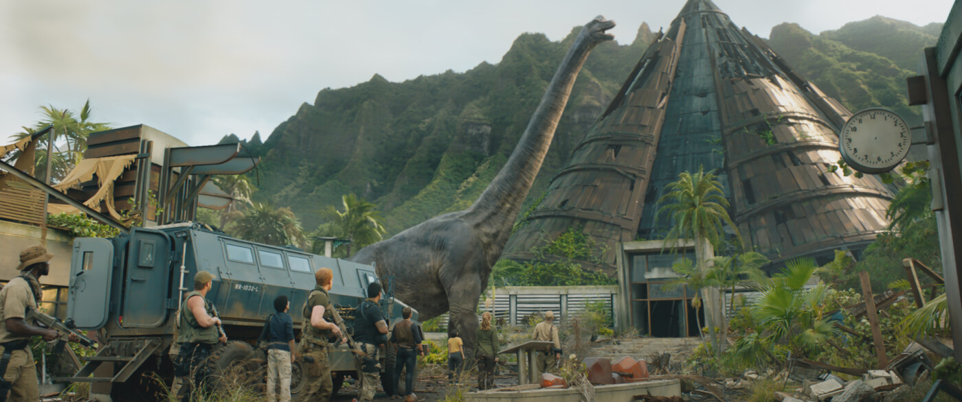 The Jurassic World: Fallen Kingdom Trailer IS HERE!