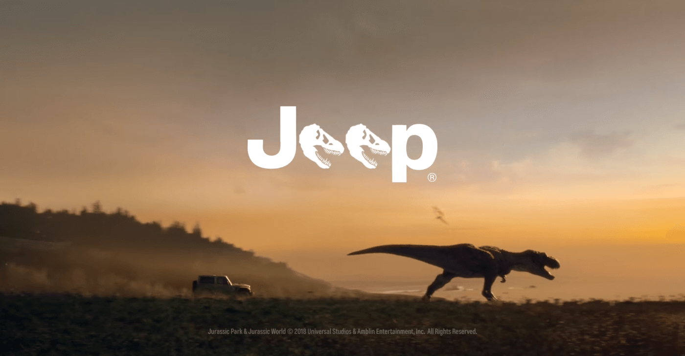 Jeff Goldblum Stars in New Jurassic Park Jeep Commercial!