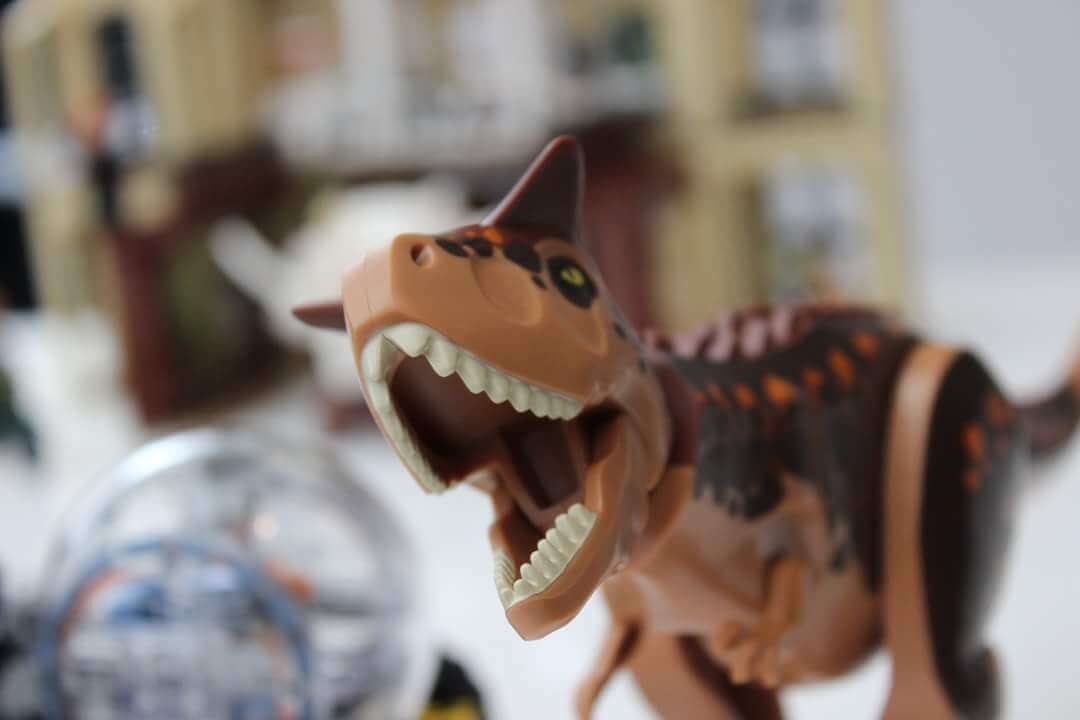 LEGO Jurassic World: Fallen Kingdom Sets Unveiled
