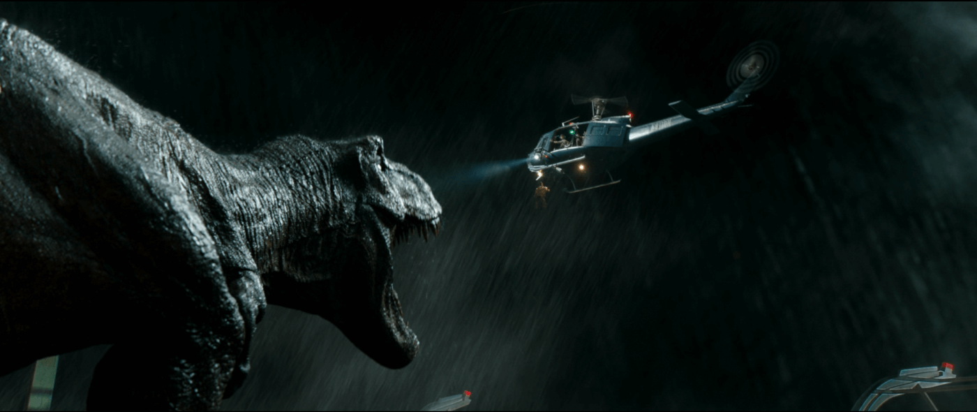 Check Out Our Gallery of HD Screencaps From the Second Jurassic World Fallen Kingdom Trailer!