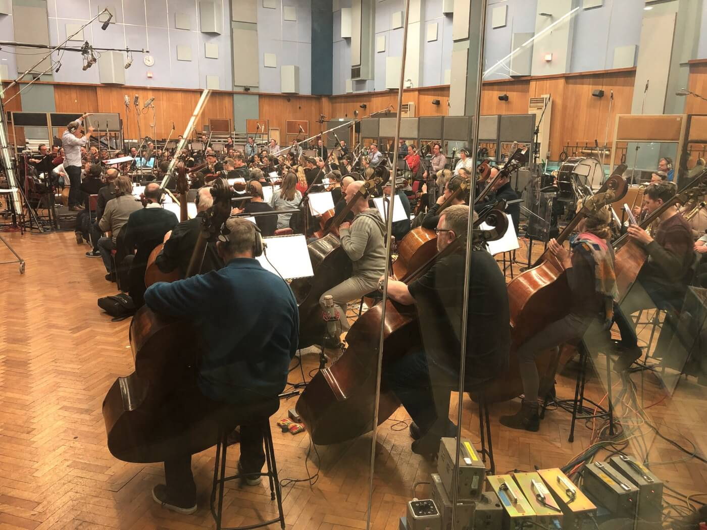 JA Bayona Shares Behind the Scenes Preview of Michael Giacchino's Fallen Kingdom Score!