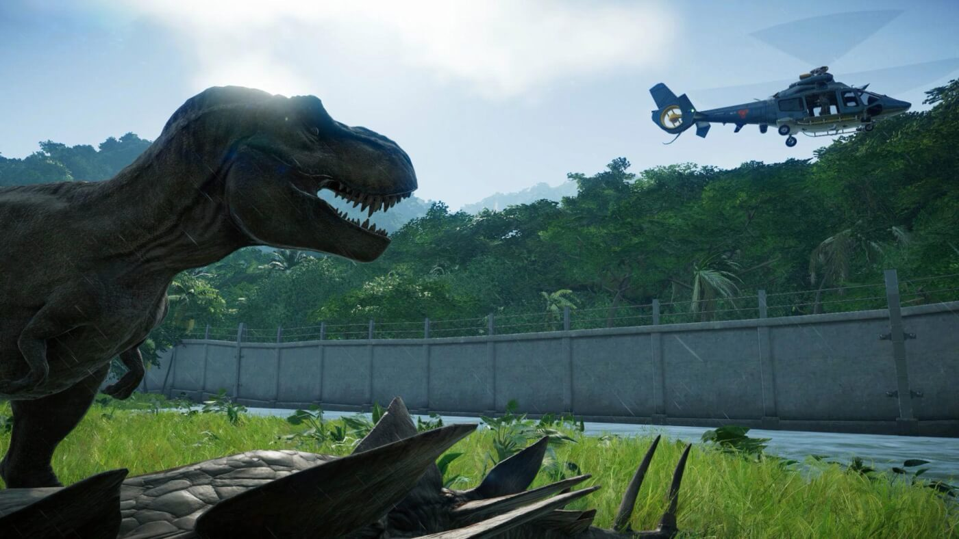 Dive Into Jurassic World: Evolution With These New Gameplay Videos!