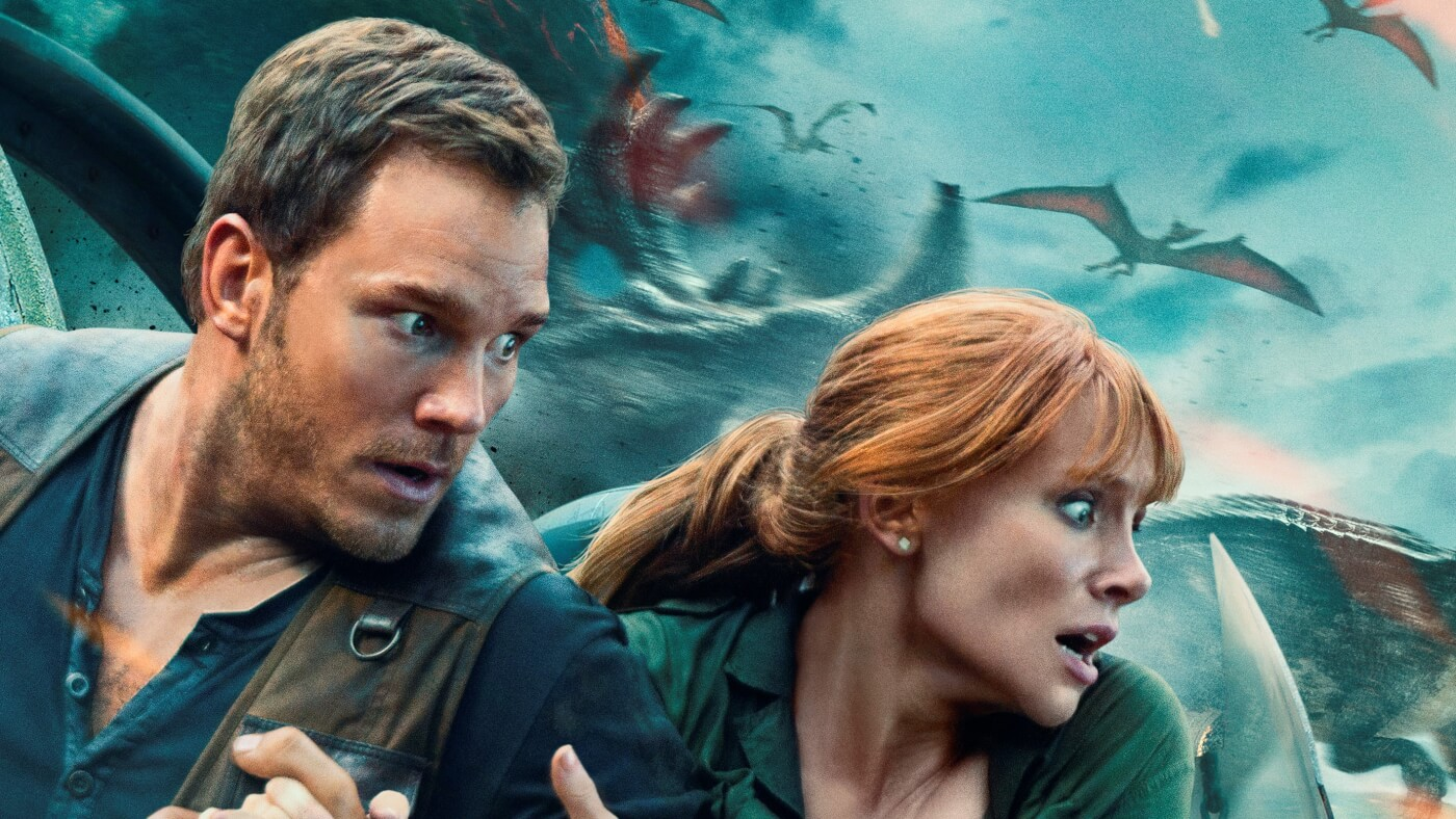 The Final 'Jurassic World: Fallen Kingdom' Poster Has Arrived