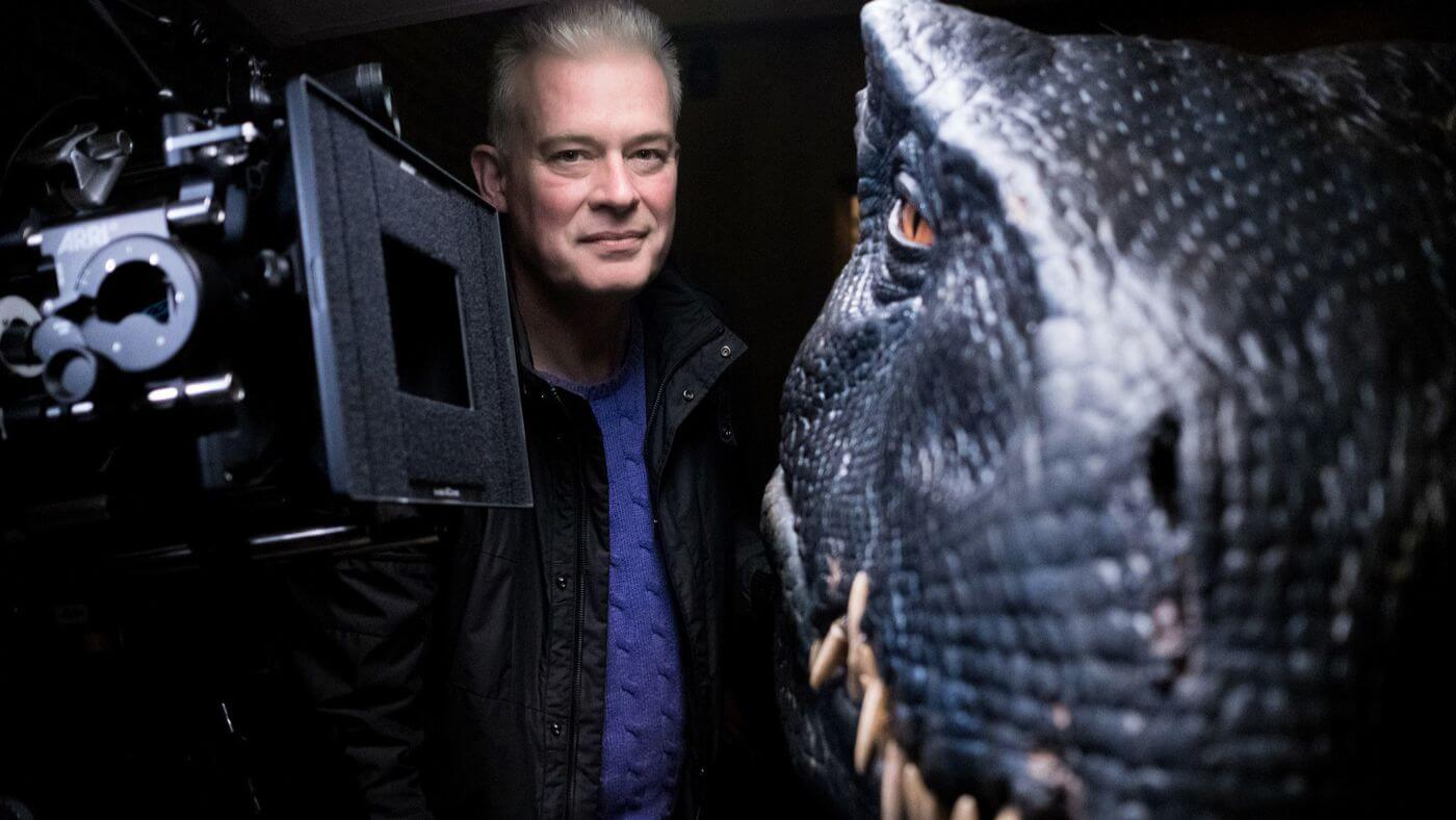 Creature Designer Neal Scanlan Talks Through His 'Jurassic World: Fallen Kingdom' Dinosaur Animatronics