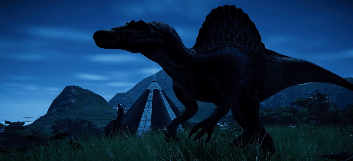 IGN has first look at Isla Pena, the most dangerous island yet in Jurassic World: Evolution