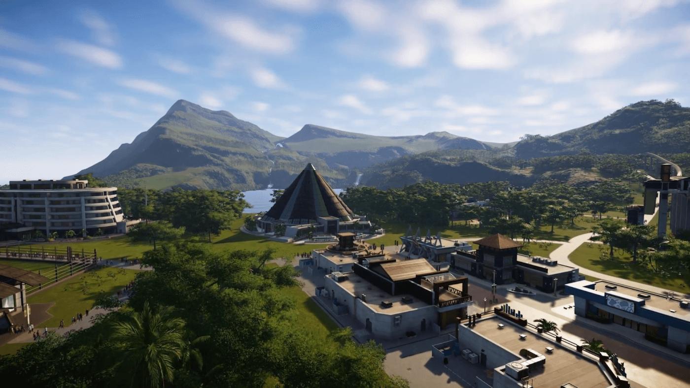IGN reveals Isla Tacano in exclusive Jurassic World: Evolution video