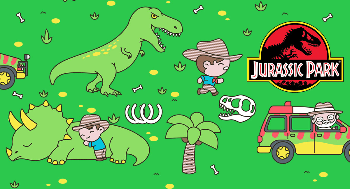 "June ""Colossal"" Lootcrate to Feature Jurassic Park Items"