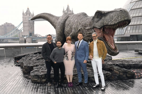 Jurassic World: Fallen Kingdom Spending $185 Million On Global Promo Campaign