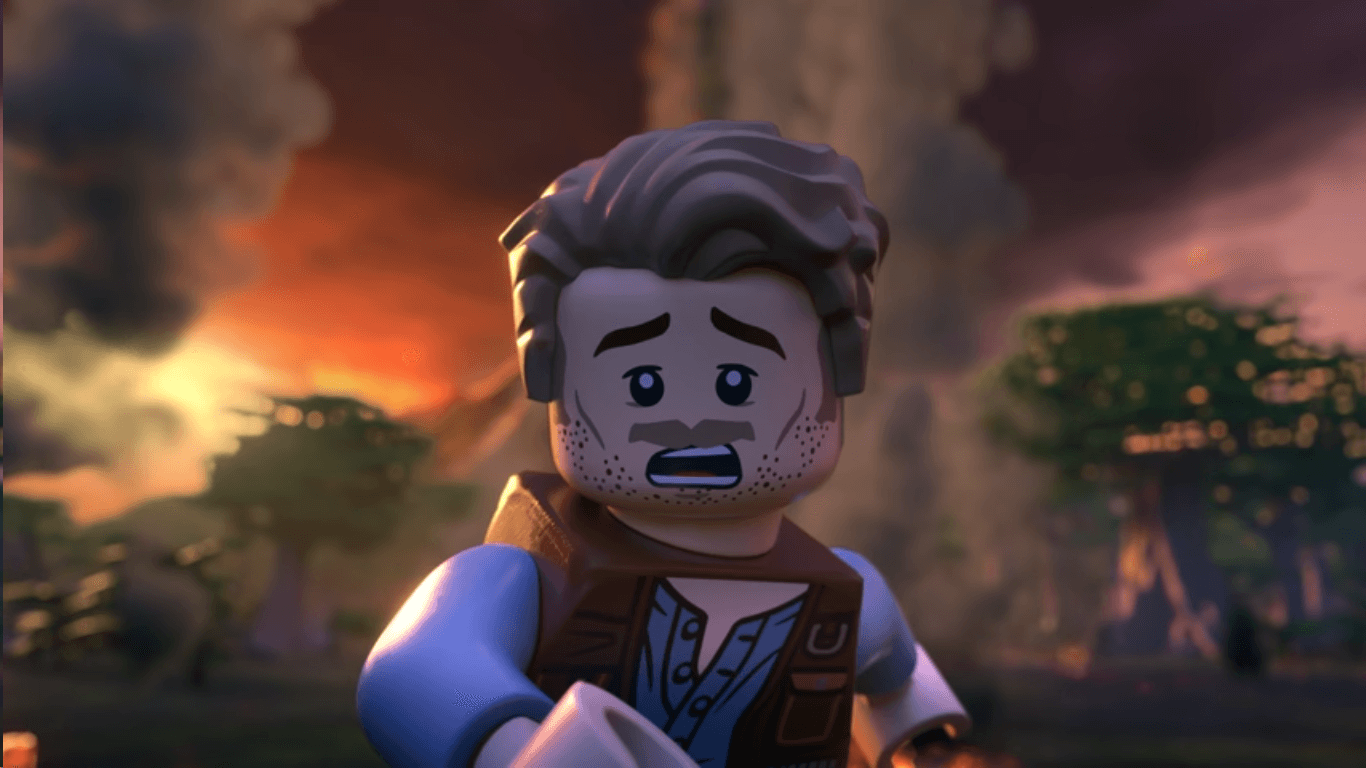 "LEGO Releases ""Choose Your Own Adventure"" Jurassic World Short Film"