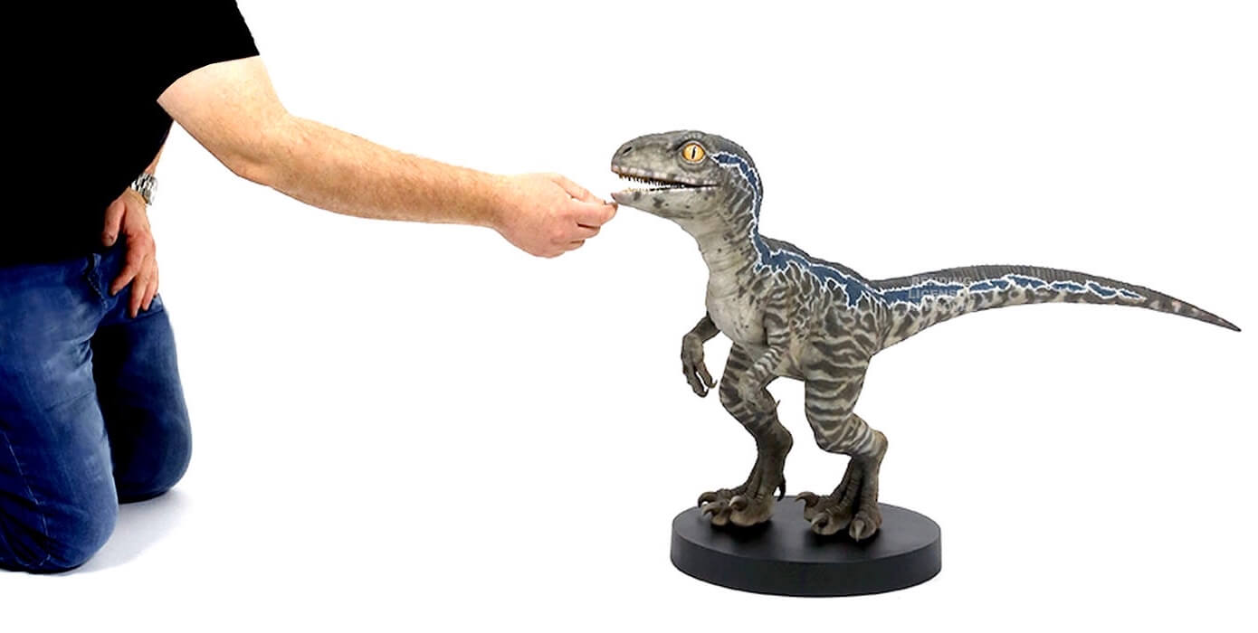 Pre-Order Baby Blue with First 'Jurassic World: Fallen Kingdom' Replica from Chronicle Collectibles!