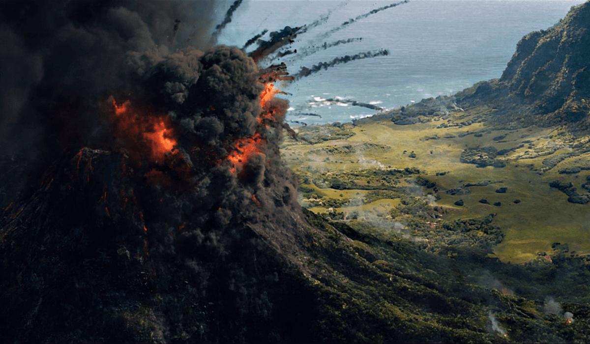 Jurassic World: Fallen Kingdom explodes to $150 million opening weekend